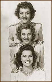 les andrew sisters          8275