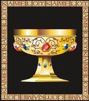 le saint grâal          16257